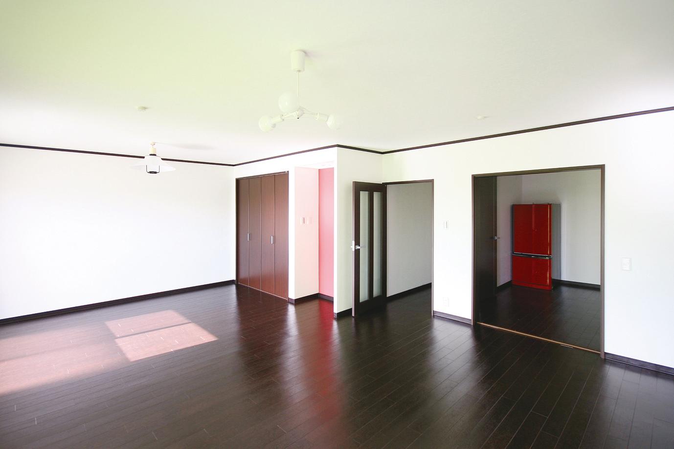今、流行りのマンションリノベーションで快適生活
